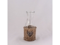 Bottle with willow - small